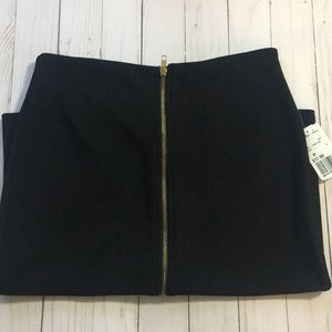 NWT Forever 21 Knee length pencil skirt w/ zipper